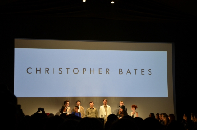 Christopher Bates - Men's 2015 Spring Collection